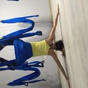 Fly yoga в аэро гамаках фото