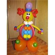 Изготовление на заказ фигур из шаров фото