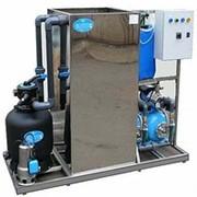 Система очистки воды для глубокой очистки, целиком из нержавеющей стали фото