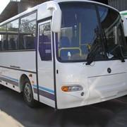 Автобус КАВЗ 4235-41 Аврора Евро-4 сидения с ремнями безопасности фото