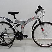 Велосипеды ALTON SPAZZO JAMP складной фото