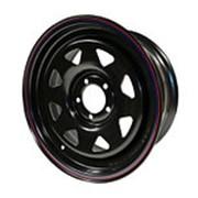 ORW ORW диск стальной JEEP/Renault Duster 5x114,3 7х16 ET+20 d84 черный фото
