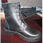 Ботинки кожаные Берцы фото