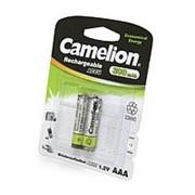 Аккумулятор Camelion ААА-300mAh Ni-Cd BL-2 1 штука фото