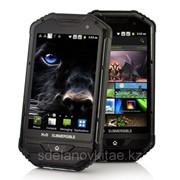 Прочный телефон Android Kolos с 4-дюймовым экраном, водонепроницаемый, пыленепроницаемый, ударопрочный фото