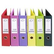 Папки регистраторы, регистры А4 фото