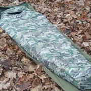 Спальный мешок камуфлированный мультикам фото