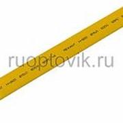 15. 0 / 7. 5 мм 1м термоусадка желтая REXANT фото