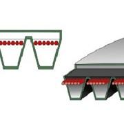 Многоручьевой узкий клиновый ремень [ТУ 38 405-51/ 3-3-238-90] фото