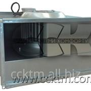 Вентилятор для прямоугольных каналов Канал-ПКВ-60-30-4-380. Вентиляторы канальные фото