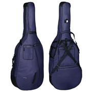 Чехол для контрабаса 3/4 Gewa Double bass gig-bag Premium 3/4 (BL) фото