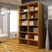 Книжный стеллаж фото