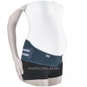 Бандаж для беременных до- и послеродовый, с 4-я гибкими ребрами жесткости разм. S фото