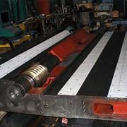 Накладные антифрикционные направляющие скольжения для восстановления м/о оборудования из материала ZX-100k. фото