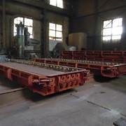 Металлоформа для изготовления плит перекрытия ПК фото