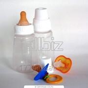Бутылочки и их комплектующие - полипропиленовые фото