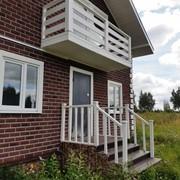 Новый готовый дом 115,7 м2 на участке 8 соток в деревне Скрипово фото