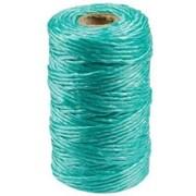 Шпагат Зубр многоцелевой полипропиленовый, синий, 1200текс, 110м Код:50035-110 фото