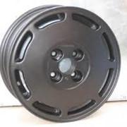 Покраска автомобильных дисков фото