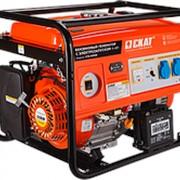 Бензиновый генератор Скат УГБ-4000Е фото