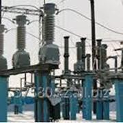 Проектирование внутренних и внешних сетей электроснабжения. фото