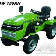 Мототрактори DW 150RN & DW 150RX фото