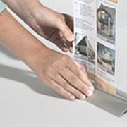 Настольные таблички Durable Presenter A5 фото