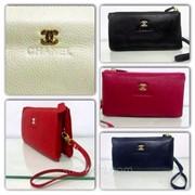 Женский кошелек/косметичка Chanel фото
