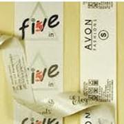 Этикетки полимерные самоклеящиеся, купить, Львов фото