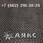 Сетки 9х9х4 канилированные рифленые сита виброгрохота Р-9-4 ГОСТ 3306-88 высокоуглеродистая фото