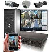 Техническое обслуживание системы наблюдения фото