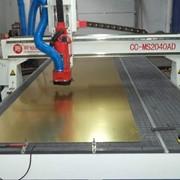 Криволинейный раскрой листовых материалов в Лабинске фото