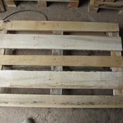 Поддон деревянный, 800х1200, новый и б/у фото