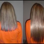 Профессиональное и качественное наращивание волос фото