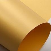Конверт евро (110х220мм) сияние золота фото