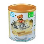 Смесь молочная Similak Премиум 2 ж/б 400г фото
