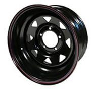 ORW ORW диск УАЗ стальной черный 5x139,7 8xR16 d110 ET-40 фото
