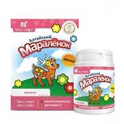 """Драже витаминизированное для детей """"Алтайский маралёнок"""" железо фото"""