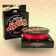 Плетенка JigLine Ultra PE 100 м, красный 0,35 мм тест 30 кг фото