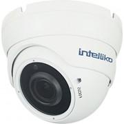 4 Мп уличная купольная IP видеокамера (2.7-13.5 мм) с ИК-подсветкой до 30м с POE INT-IPDC40-L16-PRO фото