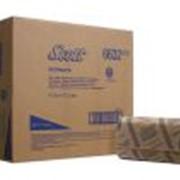 Бумажные полотенца в пачках SCOTT® Scottfold M, однослойные 6633 (ранее 6632) фото