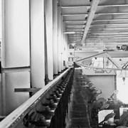 Ремонт крановых путей мостовых и козловых кранов фото