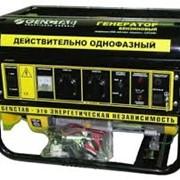 Аренда бензинового генератора Genctab PRG3000 CL фото