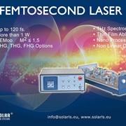 Фемтосекундный лазер фото