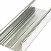 Профиль потолочный Металлист ПП 47х17х3000 мм фото