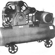 Компрессор воздушный Comfort TD80-135L промышленный фото