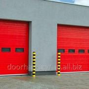 Ворота RSD01SC красные фото