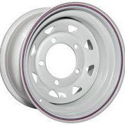 ORW ORW диск стальной 5x139.7 УАЗ 8х16 ET 0, d 110 белый фото