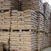 Заводской цемент ШПЦ М400 в мешках по 50 кг. производитель АО Шымкентцемент фото