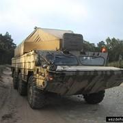 Вездеход - амфибия БАЗ-5937